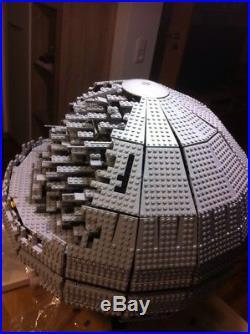 LEGO Star Wars Death Star 2 (10143) Rebrick neu 3441 Teile