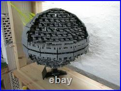 LEGO Star Wars Death Star 2 (10143) Todesstern Nachbau Rebrick