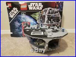 LEGO Star Wars Death Star 2008 (10188) 100% Complete