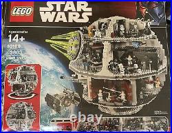 LEGO Star Wars Death Star 2008 (10188) 3803 Pieces. Outer Box Damaged. All New