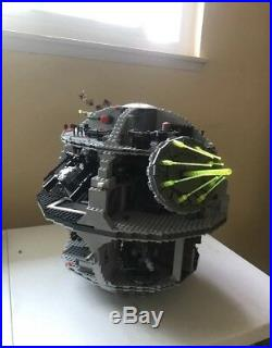 LEGO Star Wars Death Star 2008 (10188) 95%Complete