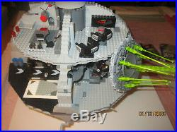 LEGO Star Wars Death Star 2008 (10188) Adult owned 100% COMPLETE