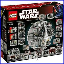 LEGO Star Wars Death Star 2008 (10188) Complete