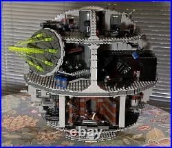 LEGO Star Wars Death Star 2008 (10188) Complete With Box, Manual & Minifies
