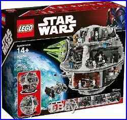 LEGO Star Wars Death Star 2008 (10188) NEW IN BOX