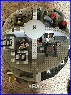 LEGO Star Wars Death Star 2008 (10188) NO INSTRUCTIONS OR BOX