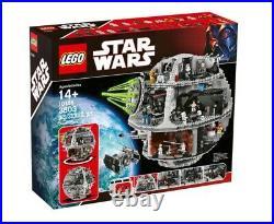 LEGO Star Wars Death Star 2008 (10188) New&Sealed - Safe Packing -