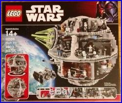 LEGO Star Wars Death Star 2008 (10188) - New, Unsealed