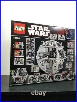 LEGO Star Wars Death Star 2008 (10188) New in Sealed Mint Box