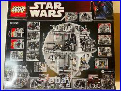 LEGO Star Wars Death Star 2008 (10188) OPEN & Damaged BOX, All Sealed Bags. NEW