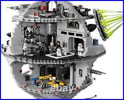 LEGO Star Wars Death Star 2008 (10188) Pcs 4126