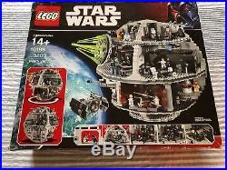 LEGO Star Wars Death Star 2008 (10188) Used, Includes Original Box