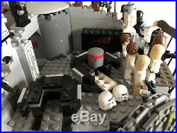 LEGO Star Wars Death Star 2008 (10188) With Figures And Instructions Genuine