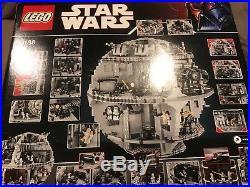 LEGO Star Wars Death Star 2008 (10188) used 100% complete all mini figures