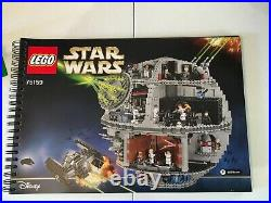 LEGO Star Wars Death Star 2016 (75159) 100% complete with instructions/box