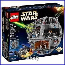 LEGO Star Wars Death Star 2016 (75159) Brand New Sealed Box mint Condition
