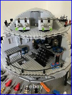 LEGO Star Wars Death Star (75159) 100% Complete With All Minifigures