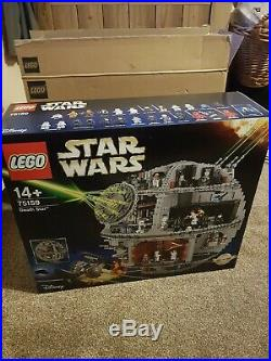 LEGO Star Wars Death Star 75159 Brand New In Box