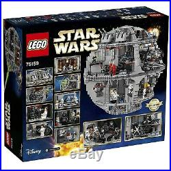 LEGO Star Wars Death Star (75159) Built once excellent condition
