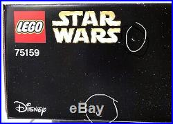 LEGO Star Wars Death Star (75159) NEW & SEALED Small Dents in Box