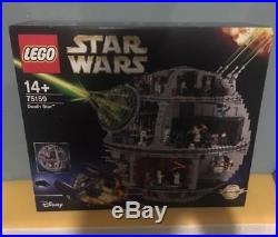 LEGO Star Wars Death Star 75159 New And Sealed