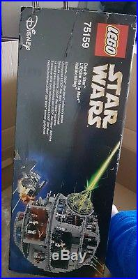 LEGO Star Wars Death Star 75159 New in UK rare
