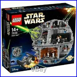 LEGO Star Wars Death Star (75159) Pre-owned 100% Complete & Instructions