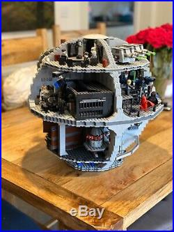 LEGO Star Wars Death Star (75159) Pre-owned With Box