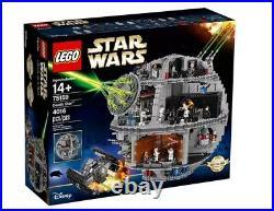 LEGO Star Wars Death Star 75159 Space Station Minifigures 4,016 Pcs 10188 UCS
