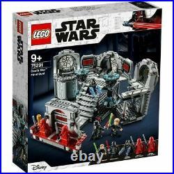LEGO Star Wars Death Star Final Duel 75291 BRAND NEW SEALED IN BOX