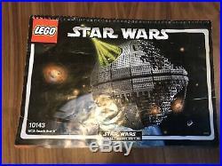 LEGO Star Wars Death Star II 10143 Complete Hard to find