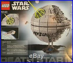 LEGO Star Wars Death Star II (10143) Complete Set (SORTED)