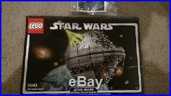 LEGO Star Wars Death Star II (10143) Complete Set with Box/Manual/Sticker