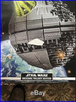 LEGO Star Wars Death Star II (10143) DISCONTINUED