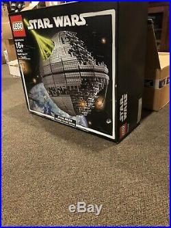 LEGO Star Wars Death Star II (10143) MISB, Vader, Luke