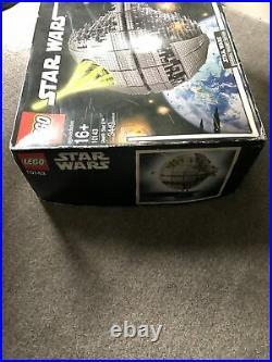 LEGO Star Wars Death Star II 10143 New! Read Description