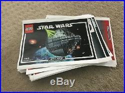 LEGO Star Wars Death Star II (10143) RARE