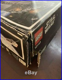 LEGO Star Wars Death Star II (10143) With Box And Instructions Free Shipping