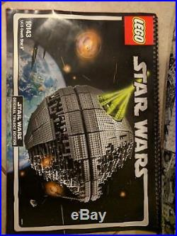 LEGO Star Wars Death Star II UCS 10143 Complete With Manual