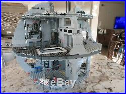 LEGO Star Wars Death Star Not Complete As-Is
