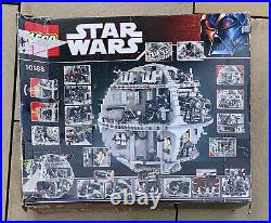 LEGO Star Wars Death Star PREOWNED BUT NEVER BUILT (10188)