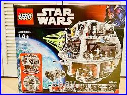 LEGO Star Wars Death Star Playset New Factory Sealed 10188