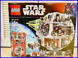 LEGO Star Wars Death Star Playset New Factory Sealed 10188/75159/10236