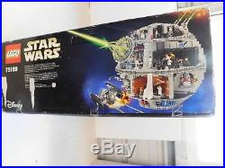 LEGO Star Wars Death Star Set 75159 Ultimate Collectors Series New in Open Box