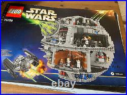 LEGO Star Wars Death Star UCS (75159) Main Model Only With Instructions