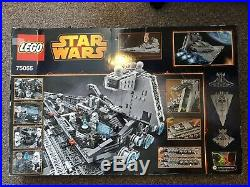LEGO Star Wars Imperial Star Destroyer 75055 BOXED & Unopened