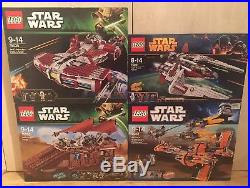 LEGO Star Wars Job lot. Brand New Sets. All Sealed. Incl LEGO Death Star 10188