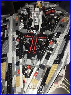 LEGO Star Wars LOT Death Star 75159 75189 75190 75191 75168 75169 75104 75105