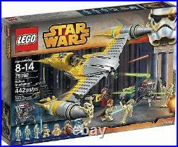 LEGO Star Wars Naboo Starfighter (75092) (NISB)