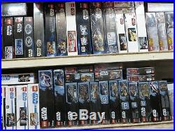 LEGO Star Wars Sammlung über 200 verschiedene Sets zum Auswählen NEU ungeöffnet